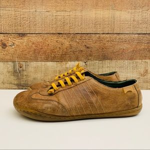 Camper Peu Leather Shoes